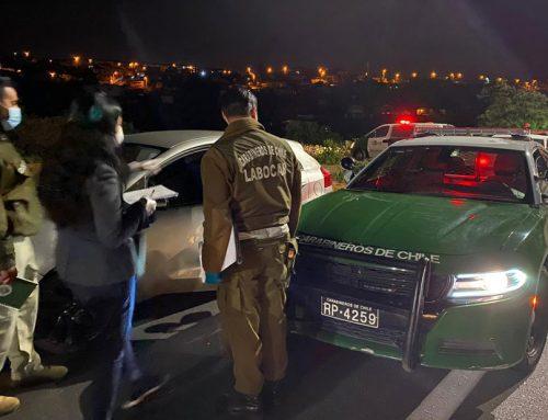 Decretan prisión preventiva para hombre que disparó a carabinero en Viña del Mar